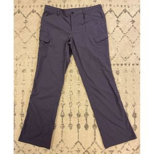 The North Face Purple Hiking Pants